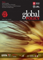 DPP faculty Andreas Goldthau edits special journal section on 'Policy Agendas for the Future of Global Energy'
