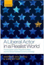The European Union Regulatory State and the Global Political Economy of Energy